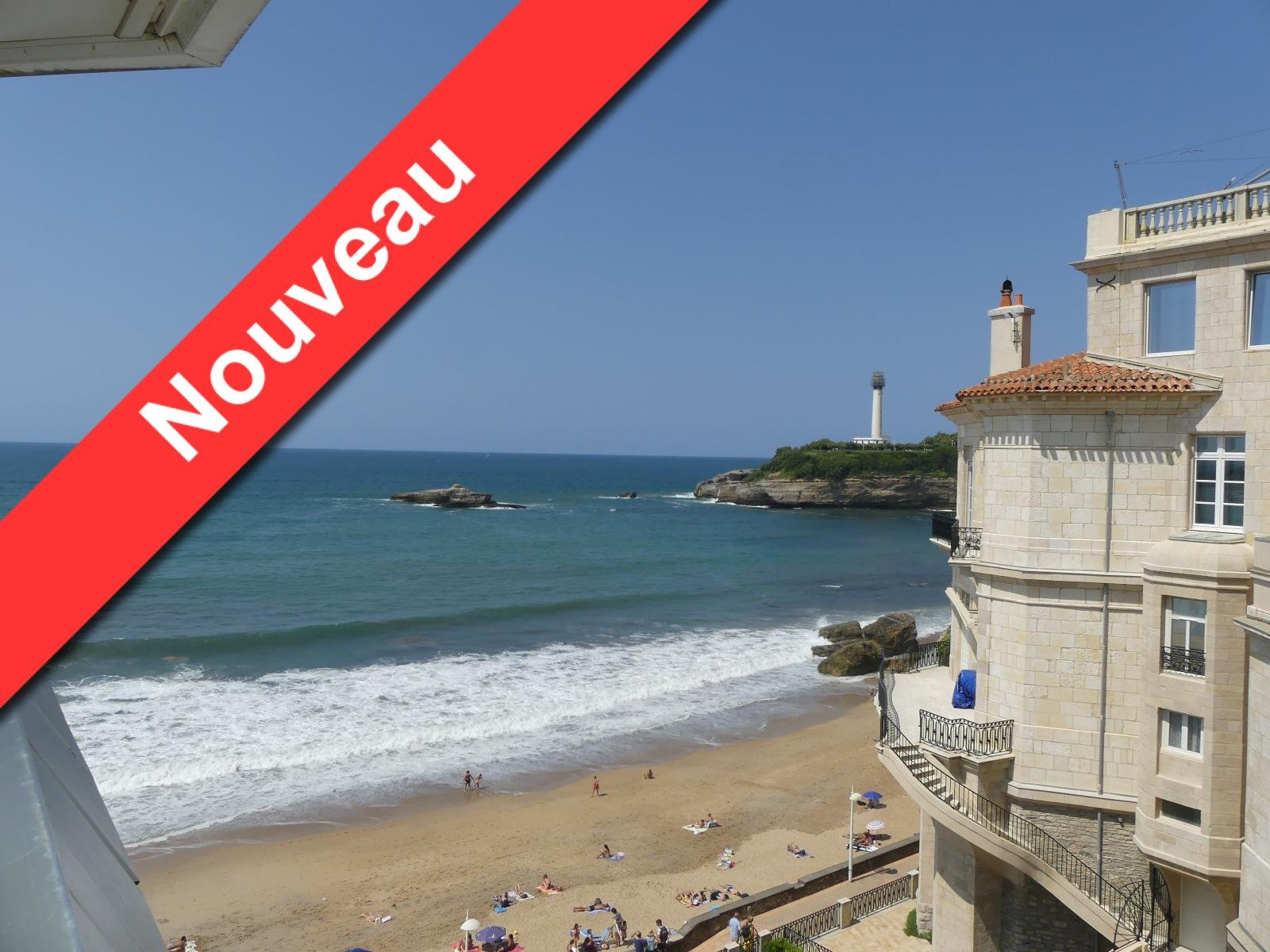 for sale flat in BIARRITZ - 420 000