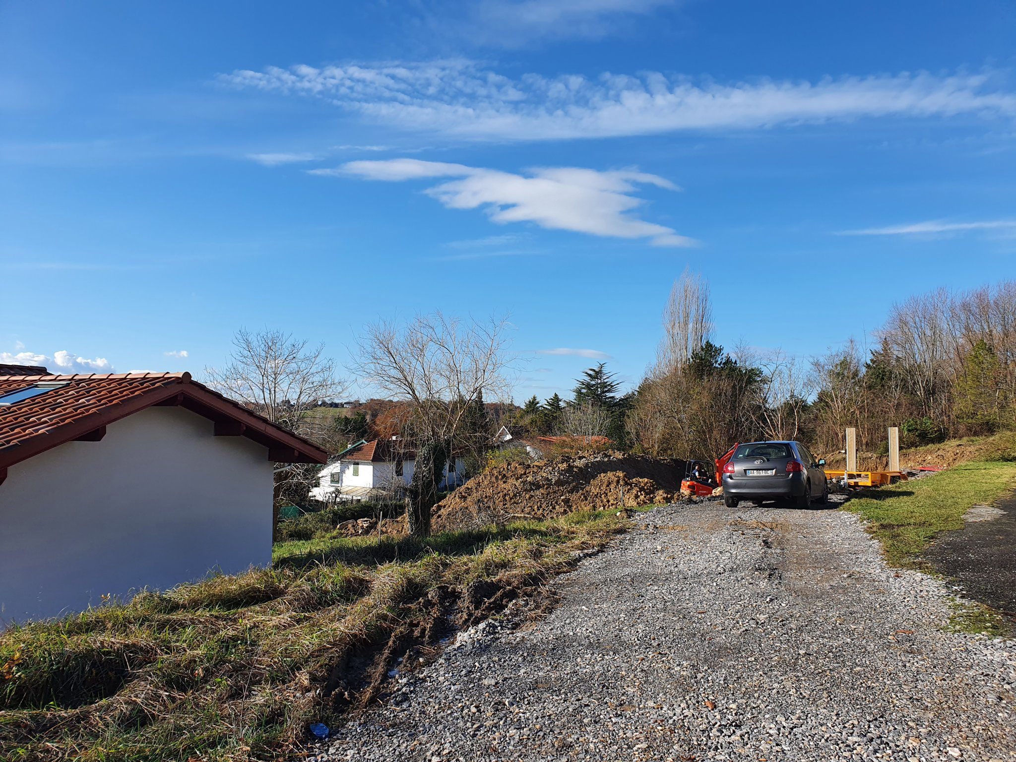For sale land  in ST PIERRE D IRUBE - 2