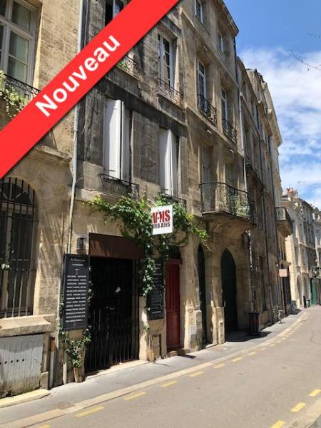 letting flat in BORDEAUX - 470 / month